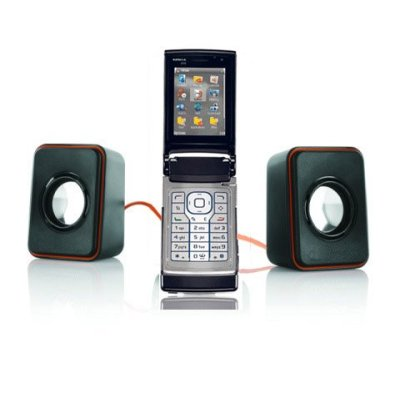 Колонки MP3 Nokia DPY 901-609 Portable Speaker миниджек 3.5 дюйма