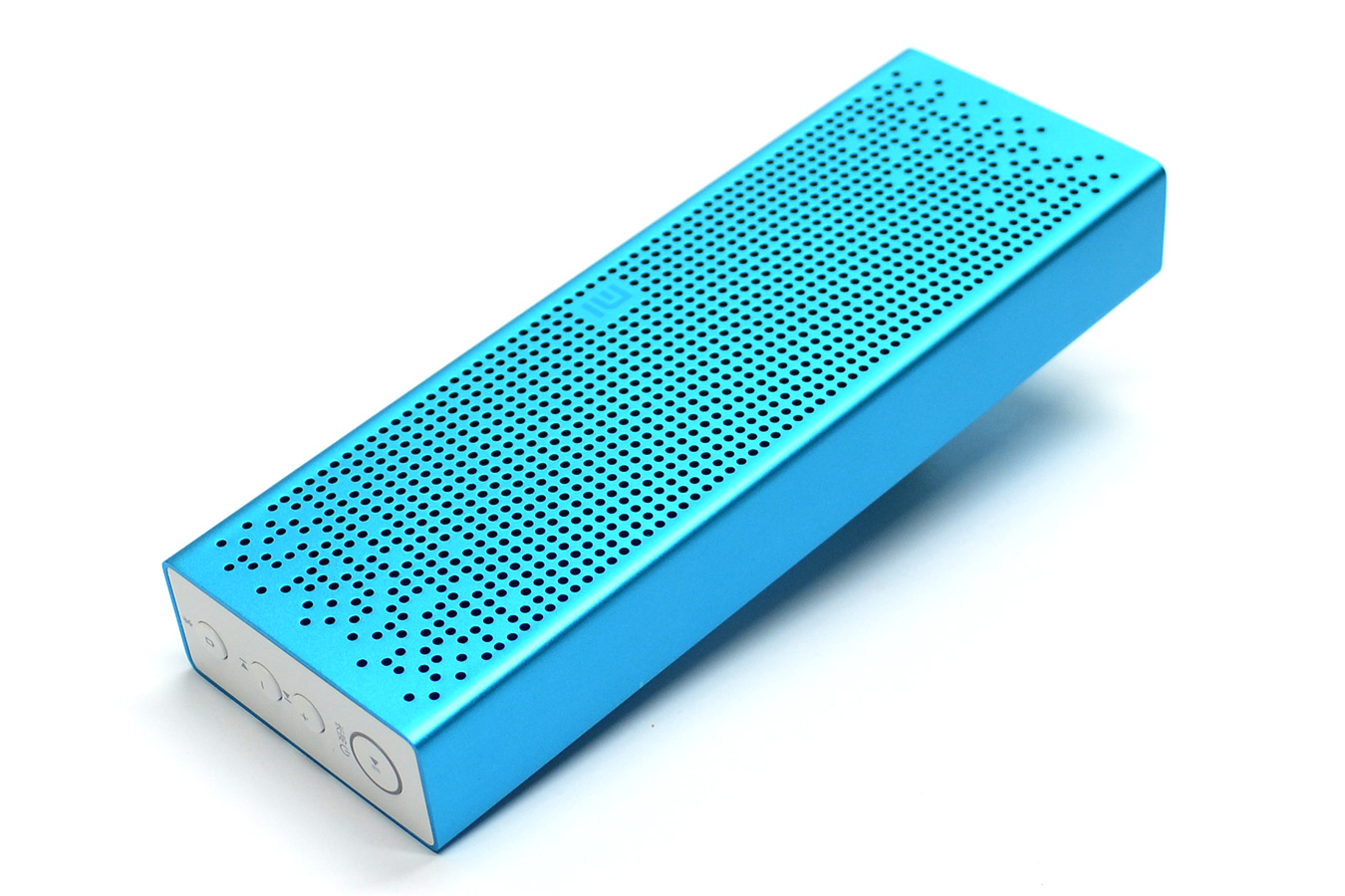 Портативная колонка Xiaomi Mi Square Box 2 Bluetooth Speaker синего цвета