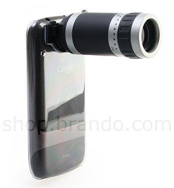 PDA Telescope для HTC Desire, HTC A8181, Google Nexus One телеобъектив 6X (GNOT6x)